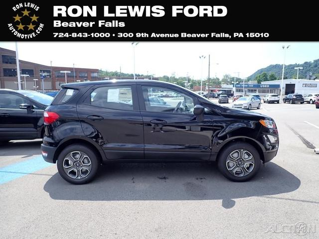 2021 Ford EcoSport S for sale in Beaver Falls, PA