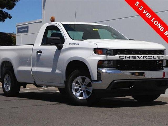 2020 Chevrolet Silverado 1500 Work Truck for sale in Concord, CA