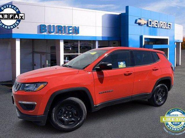 2018 Jeep Compass Sport for sale in Burien, WA