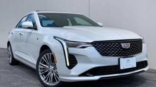 2021 Cadillac CT4 Premium Luxury for sale in Calumet City, IL