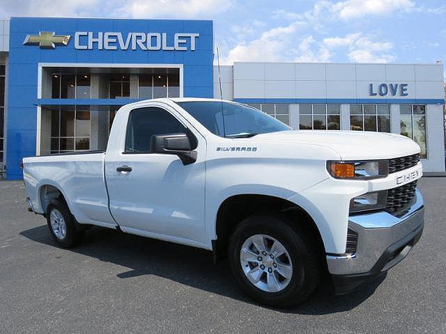2020 Chevrolet Silverado 1500 Work Truck for sale in Columbia, SC