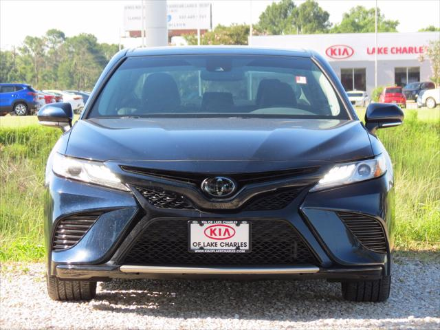 2019 Toyota Camry XSE for sale in LAKE CHARLES, LA