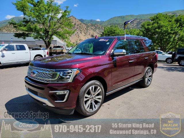 2020 Ford Expedition Platinum for sale in Glenwood Springs, CO