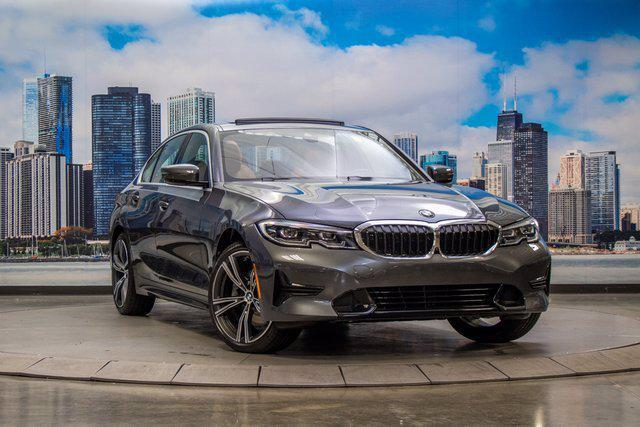 2021 BMW 3 Series 330i xDrive for sale in Lake Bluff, IL