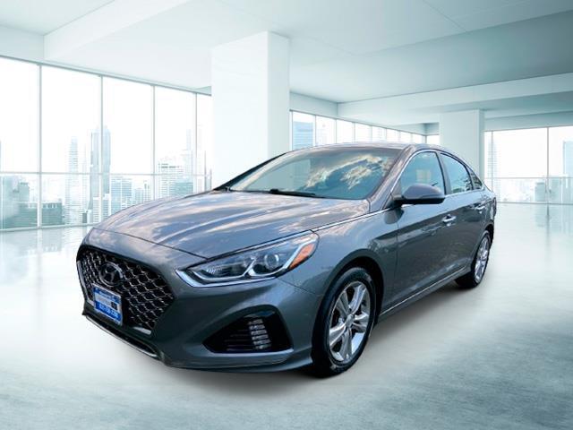 2018 Hyundai Sonata SEL+ for sale in MEDFORD, NY