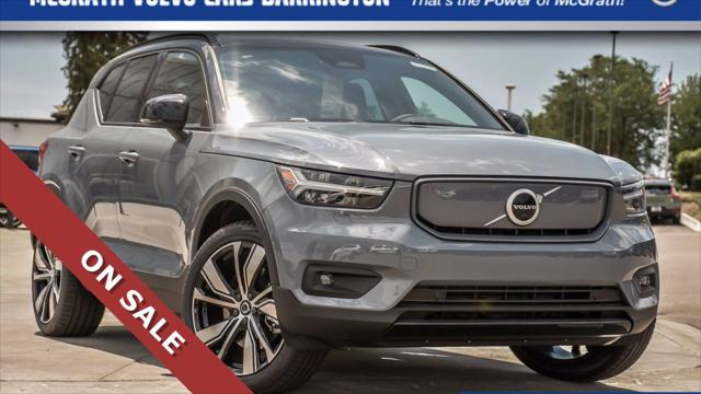 2021 Volvo XC40 Recharge P8 eAWD Pure Electric for sale in Barrington, IL