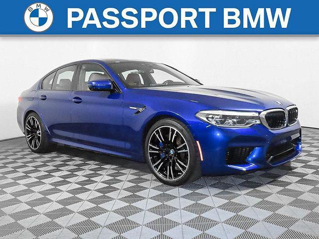 2019 BMW M5 Sedan for sale near Marlow Heights, MD