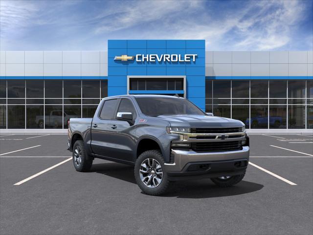 2021 Chevrolet Silverado 1500 LT for sale in Huntington Station, NY
