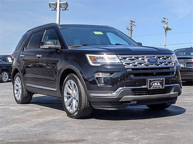 2019 Ford Explorer Limited for sale in Ellicott City, MD