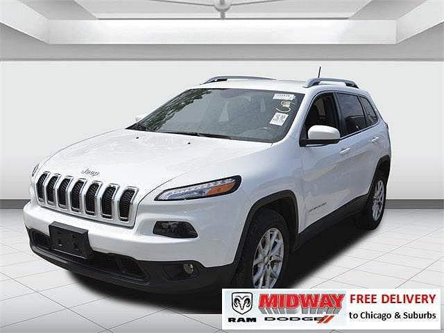 2018 Jeep Cherokee for sale near Chicago, IL
