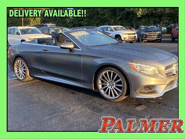 2017 Mercedes-Benz S-Class S 550 for sale in Roswell, GA
