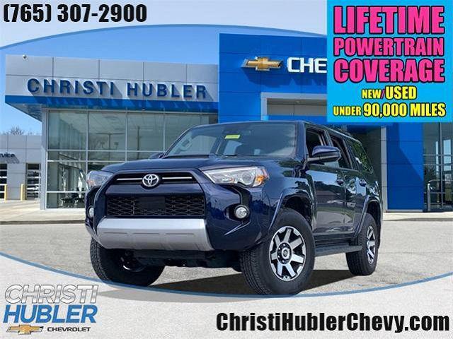 2020 Toyota 4Runner SR5/TRD Off Road for sale in Crawfordsville, IN