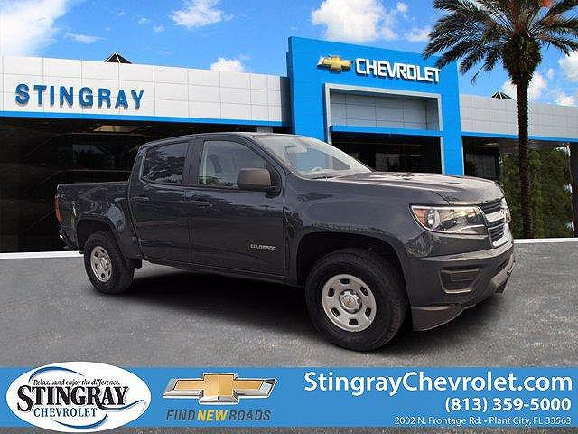 2019 Chevrolet Colorado 2WD Work Truck for sale in Plant City, FL