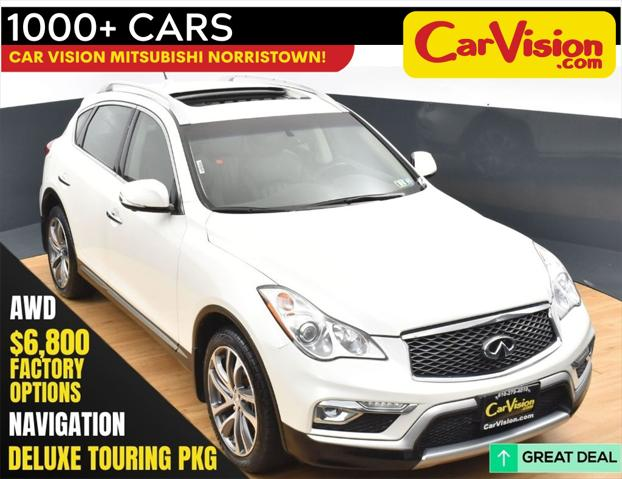 2017 INFINITI QX50 AWD for sale in Norristown, PA