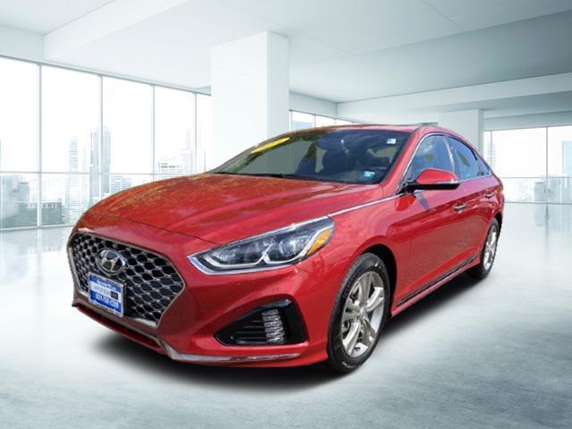 2019 Hyundai Sonata Sport for sale in MEDFORD, NY