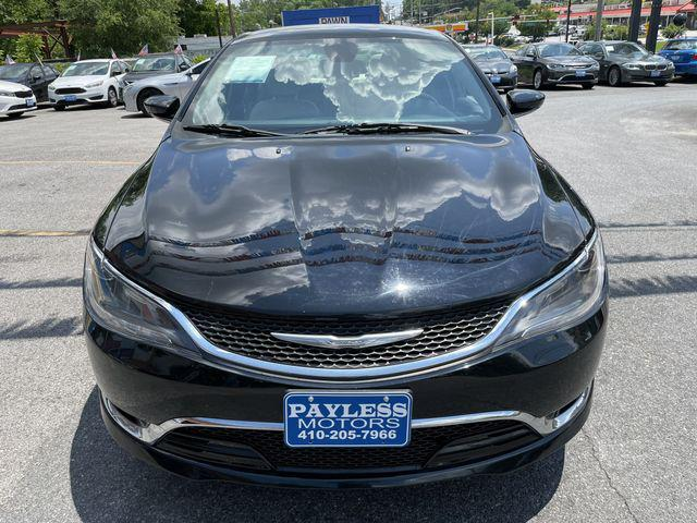 2015 Chrysler 200 C for sale in Lochearn, MD