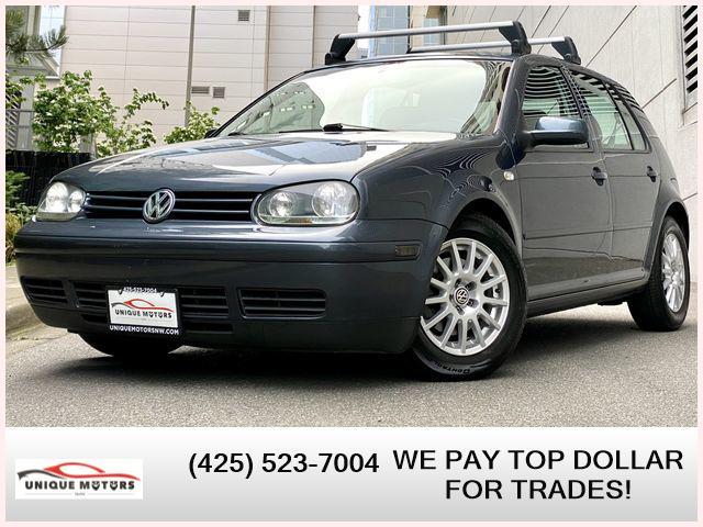 2005 Volkswagen Golf GLS for sale in Bellevue, WA