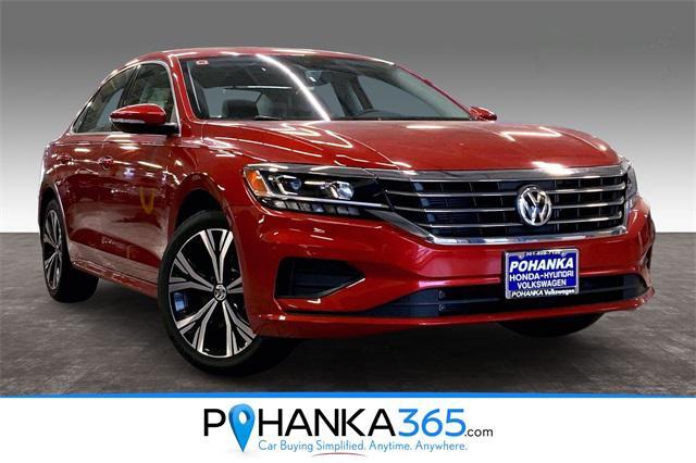 2021 Volkswagen Passat 2.0T SE for sale in Capitol Heights, MD