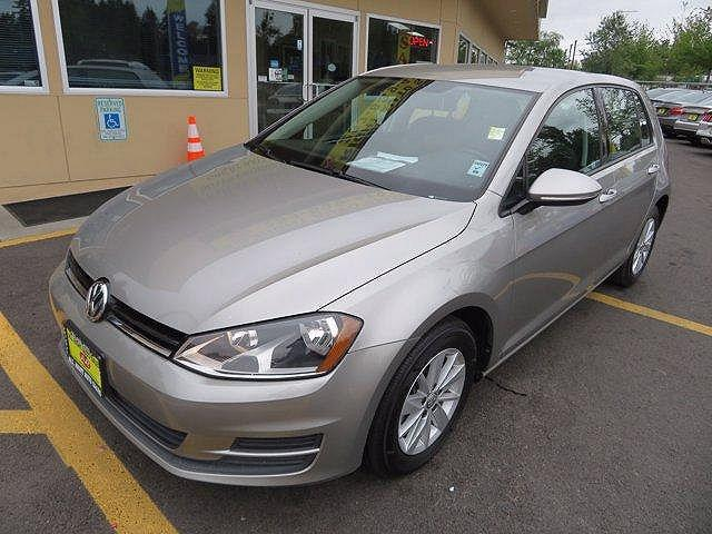 2016 Volkswagen Golf TSI S for sale in Federal Way, WA