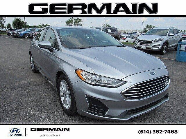 2020 Ford Fusion SE for sale in Columbus, OH