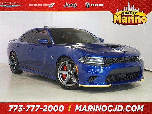2018 Dodge Charger SRT Hellcat for sale in Chicago, IL