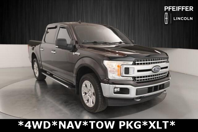 2018 Ford F-150 XLT for sale in Grand Rapids, MI