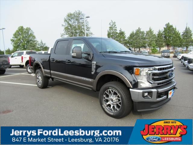 2021 Ford F-250 Lariat for sale in Leesburg, VA