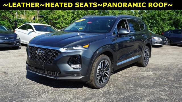 2020 Hyundai Santa Fe SEL for sale in HIGHLAND PARK, IL