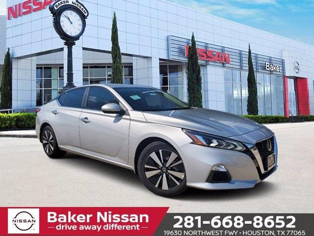2021 Nissan Altima 2.5 SV for sale in Houston, TX