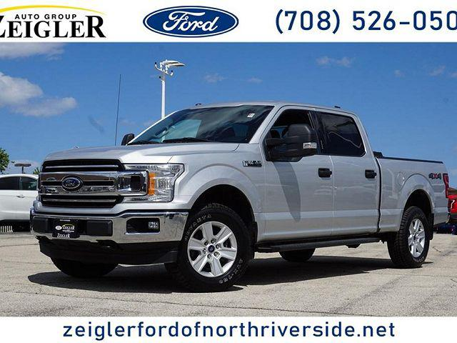2018 Ford F-150 XLT for sale in North Riverside, IL