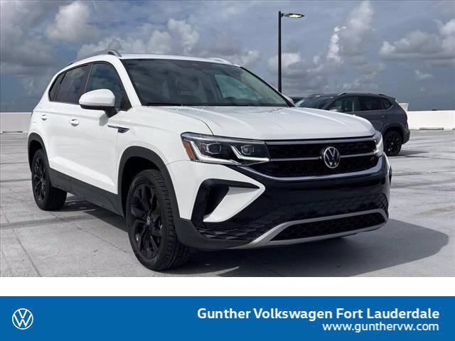 2022 Volkswagen Taos SEL for sale in Fort Lauderdale, FL