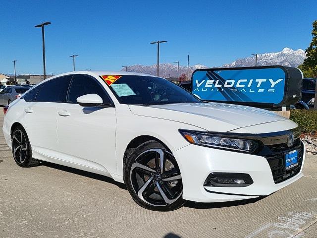 2019 Honda Accord Sedan Sport 1.5T for sale in Draper, UT