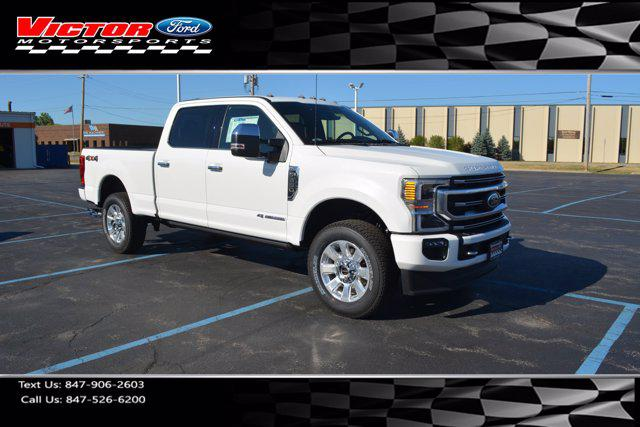 2021 Ford F-350 Platinum for sale in Wauconda, IL