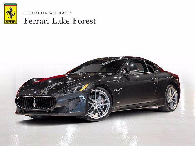 2017 Maserati GranTurismo Sport for sale in Lake Bluff, IL