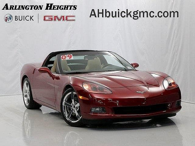 2009 Chevrolet Corvette for sale near Arlington Heights, IL