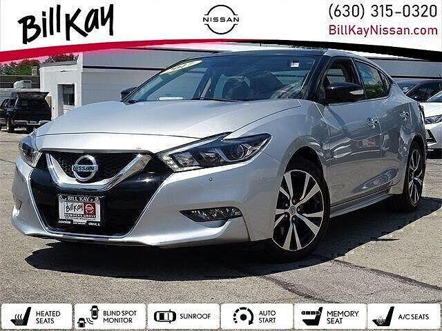 2017 Nissan Maxima Platinum for sale in Downers Grove, IL