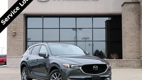 2021 Mazda CX-5 Signature for sale in Naperville, IL