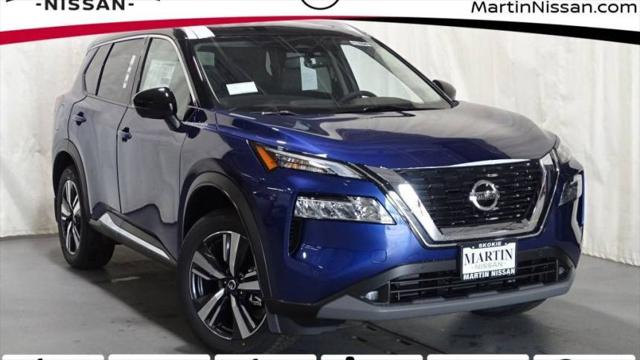 2021 Nissan Rogue SL for sale in Skokie, IL