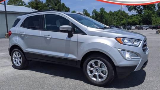 2021 Ford EcoSport SE for sale in Douglas, GA