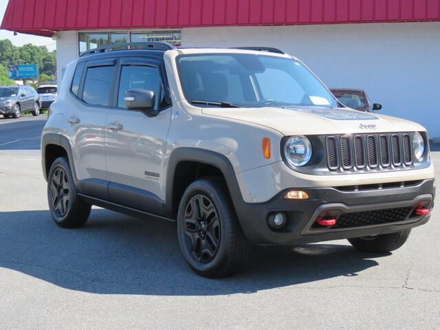 2017 Jeep Renegade Deserthawk for sale in Kannapolis, NC