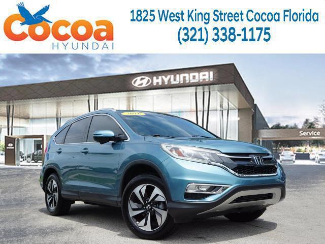 2016 Honda CR-V Touring for sale in COCOA, FL