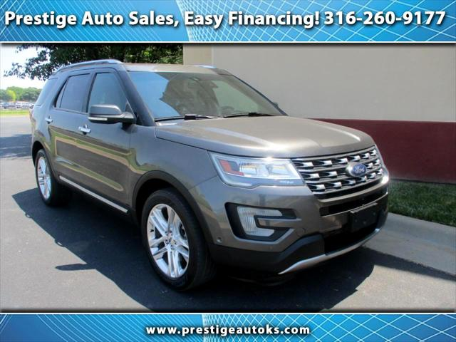 2017 Ford Explorer Limited for sale in  Wichita, KS