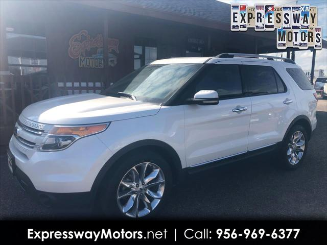 2013 Ford Explorer Limited for sale in Weslaco, TX