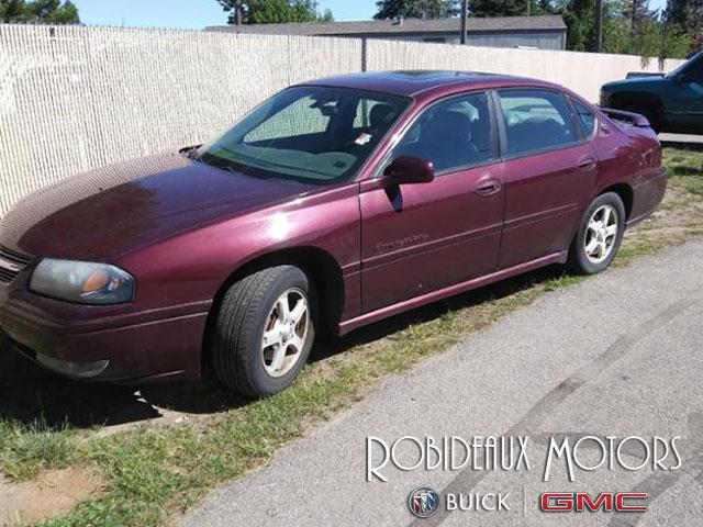 2004 Chevrolet Impala LS for sale in Coeur d Alene, ID