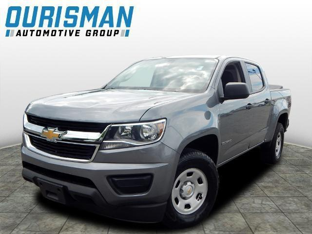 2018 Chevrolet Colorado 4WD Work Truck for sale in Rockville, MD