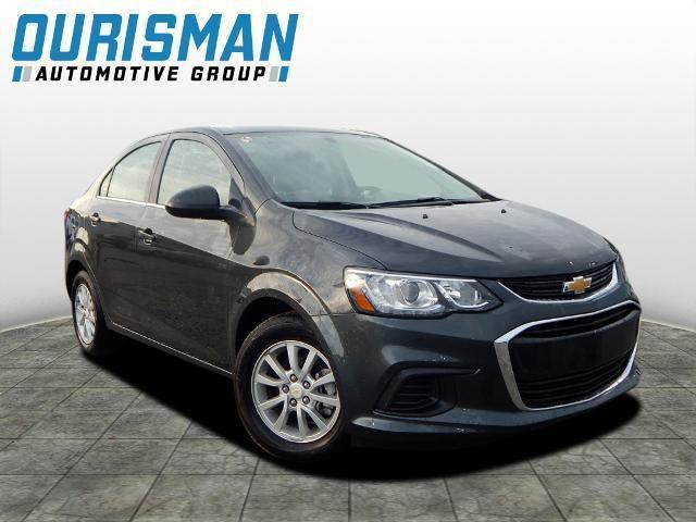 2020 Chevrolet Sonic LT for sale in Rockville, MD