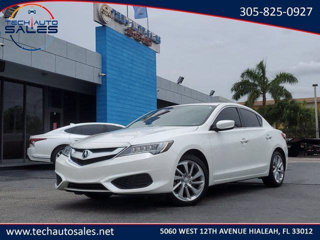2018 Acura ILX w/Technology Plus Pkg for sale in Hialeah, FL