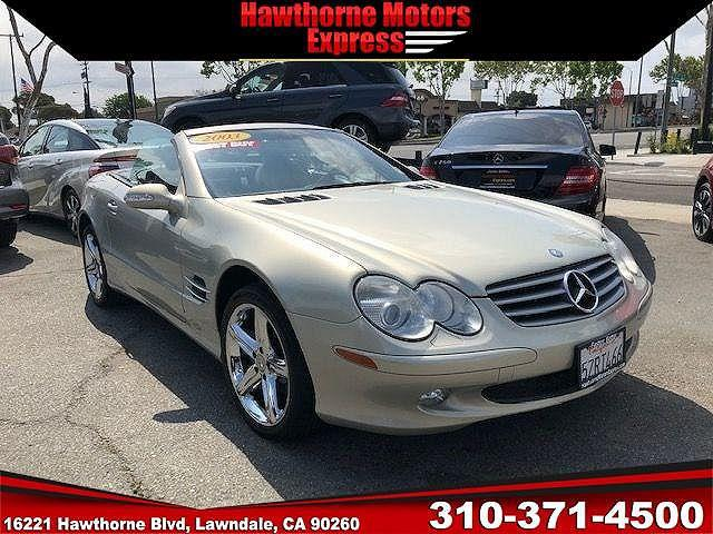 2003 Mercedes-Benz SL-Class 2dr Roadster 5.0L for sale in Lawndale, CA