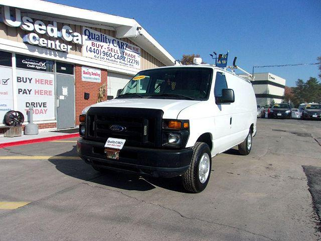 2011 Ford Econoline Cargo Van Commercial/Recreational for sale in Lorain, OH
