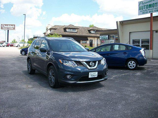 2016 Nissan Rogue SL for sale in Columbia, MO